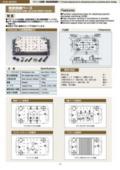 プロファイル研削盤・型彫放電加工用 精密微調ベース 表紙画像