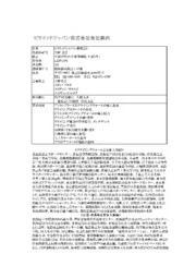 ピラミッドジャパン株式会社 事業紹介 表紙画像