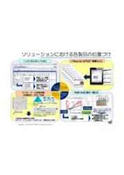 設備の維持管理支援ソリューション 表紙画像