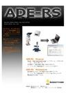 ADE-RS製品カタログ 表紙画像