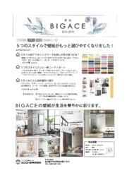 壁紙・壁装材『BIGACE(ビッグエース)』 表紙画像