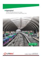 LITEMAX 液晶ディスプレイモニター Spanpixel (Resizing LCD) 総合カタログ 表紙画像