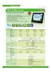 IEI 24インチ産業用タッチパネルPC【PPC-F24A-H81】 表紙画像