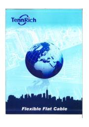 FFC(フレキシブルフラットケーブル)製品カタログ 表紙画像