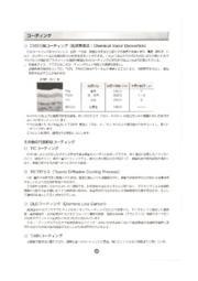 CVD三層コーティング カタログ 表紙画像