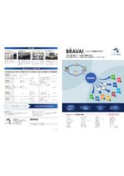 高速・多機能ビューア『Bravaシリーズ』 表紙画像