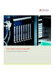 臨床検査向け XMP6000 シリンジポンプ 表紙画像