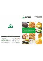 株式会社フジイ機械製作所 製品総合カタログ 表紙画像