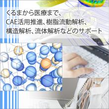 株式会社CAEソリューションズ 企業イメージ
