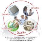 富士通クオリティ・ラボ株式会社 企業イメージ