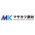 有限会社マサカツ鋼材 ロゴ