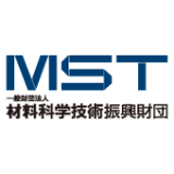 一般財団法人材料科学技術振興財団 MST ロゴ