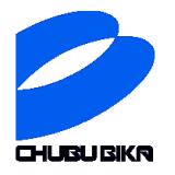 中部美化企業株式会社 ロゴ