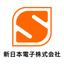 新日本電子株式会社 ロゴ