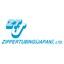 日本ジッパーチュービング株式会社 ロゴ