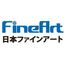 日本ファインアート株式会社 ロゴ