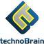 株式会社テクノブレイン ロゴ