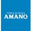 アマノ株式会社 ロゴ