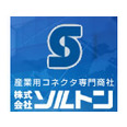 株式会社ソルトン ロゴ