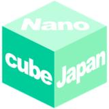 株式会社ナノ・キューブ・ジャパン ロゴ