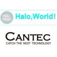 Haloworld株式会社/カンテック株式会社 ロゴ