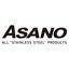 ASANO 浅野金属工業株式会社 ロゴ