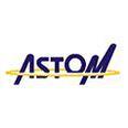 アストム株式会社 ロゴ