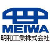 明和工業株式会社 ロゴ