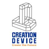 株式会社クリエイションデバイス ロゴ