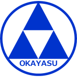 岡安ゴム株式会社 ロゴ
