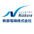 新倉電機株式会社 ロゴ