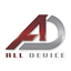 オールデバイス株式会社 ロゴ