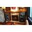 レージェンシーガス暖炉「P36E」施工画像