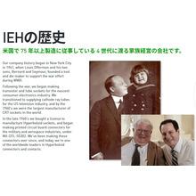 IEHの歴史