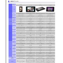 AAEON 産業用タブレットPC 日本語カタログ 2018Vol1