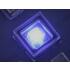 LEDから発光する深紫外線が空気と水を除菌します