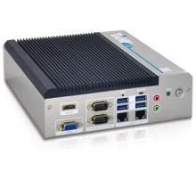 産業用ファンレス小型組込みPC【TANK-610-BW】