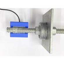 ケイエフ 超音波 非破壊測定システム NND ジャイロセンサー 補強材設置角度 測定