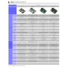 AAEON 産業用シングルボードコンピュータ 日本語カタログ 2018Vol1