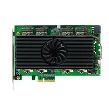 PCIe×4規格MyriadXカード AICoreXP4/XP8