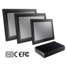 購入時もタッチパネル付き液晶モジュールとBOX型PCに分離可能なIntel第9世代Core-i5版フ