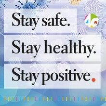 Stay safe, Stay healthy, Stay positive!