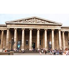 NMRパイプテクターを導入した英国の「大英博物館」