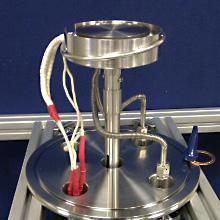 超高温基板加熱機構【ホットステージ】製品参考写真