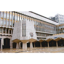 NMRパイプテクターが導入された「ロンドン市庁舎」