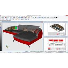 DesignConcept 3Dの画面