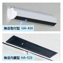 スーパーセンサーシリーズ「HA-400」「HA-520」