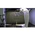 スワンロボットによるメガネフレームの回転塗装テスト