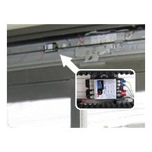 感震装置「HK-1」設置イメージ
