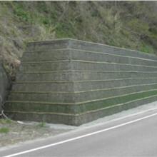 落石防護補強土壁 「ジオロックウォール」